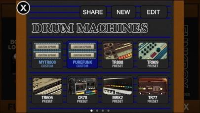 FunkBox Drum Machine Screenshot 5