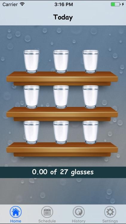 Daily Water Reminder - Water Alert