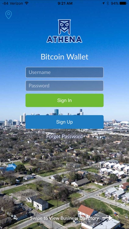 Athena Bitcoin screenshot-0