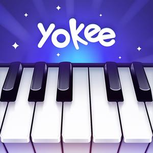Free Piano app by Yokee Music app