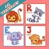Animals A-Z Good Vocabulary Words For Kindergarten