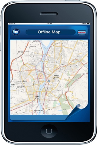 Lima Peru - Offline Travel Maps Navigation - náhled