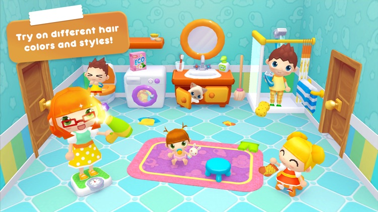 Sweet Home Stories - My family life play house (F) screenshot-3