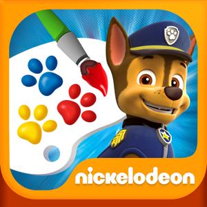 PAW Patrol Draw & Play app