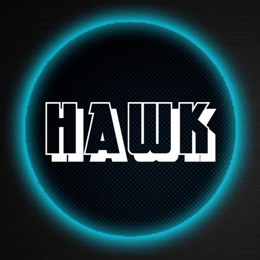 Hawk Sky Dots, Free Throw Fit or Crash