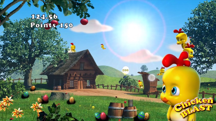 Chicken Blast screenshot-0