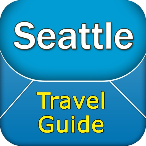 Seattle Offline Map City Guide