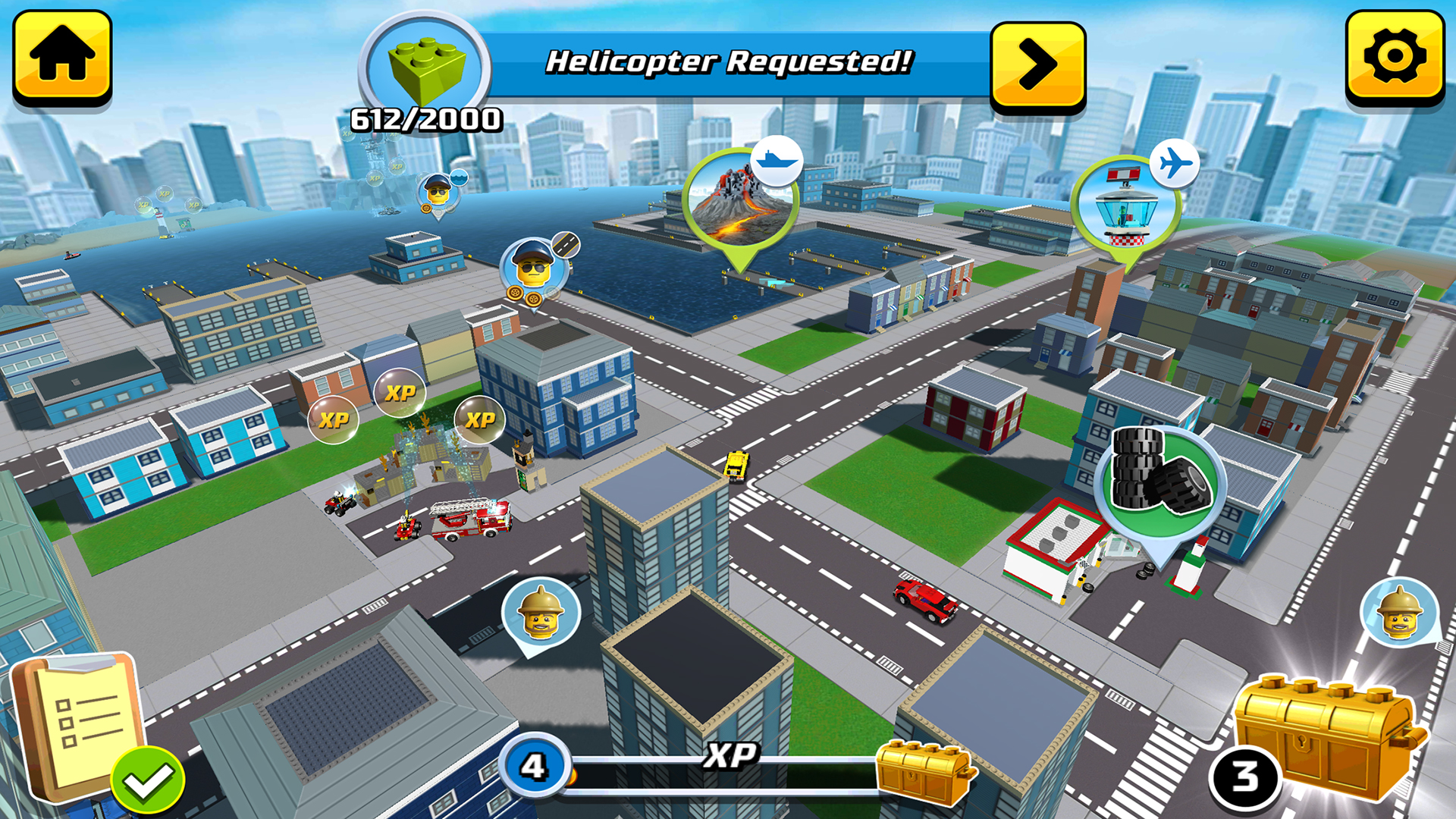 LEGO® City game screenshot 14