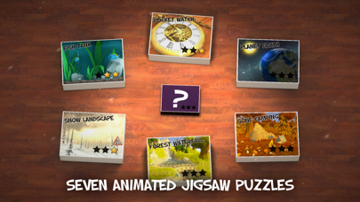 Jigsauce - Animated 3D Living Jigsaw Puzzles