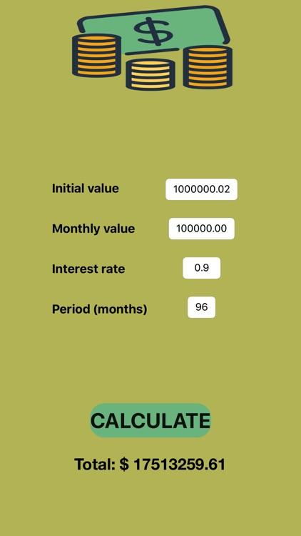 Compound interest savers