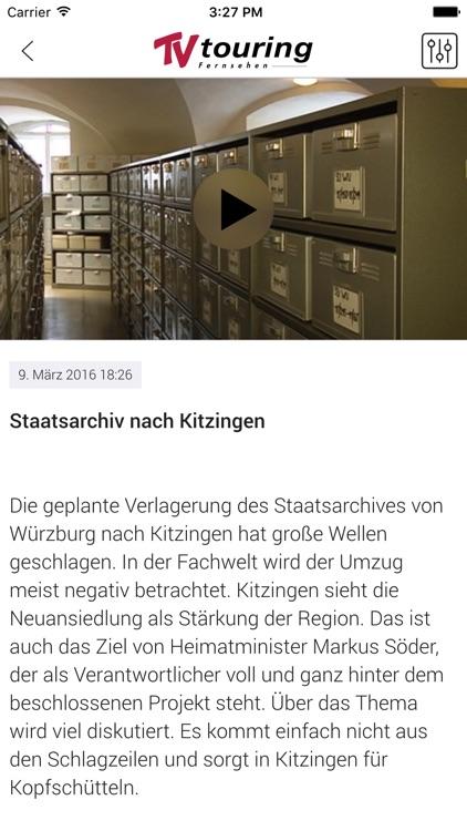 TV Mainfranken screenshot-4
