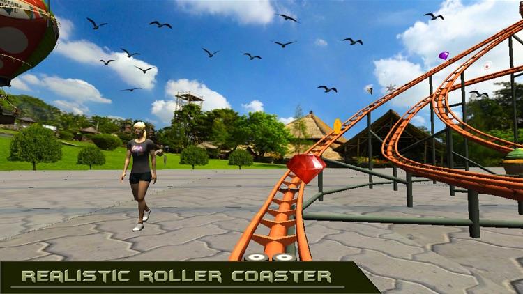 Driving Expert Roller Coaster Parking
