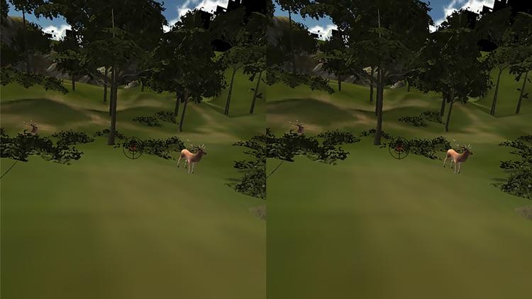VR Hunting Jungle Animals