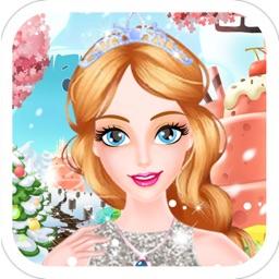 Makeover Cute little Princess - Free fashion games