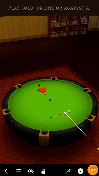 Pool Break - 3Dビリヤードや... screenshot1