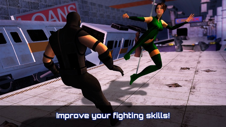 Death Kung Fu Fighting Tiger screenshot-3