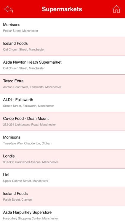 Guide for Morrisons Supermarkets screenshot-4