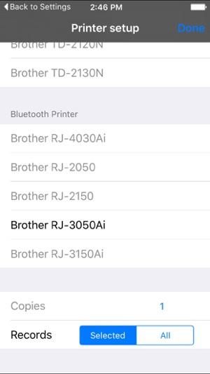 Label Print for brother on the App Store