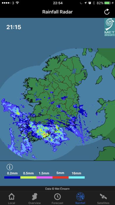 Irish Weatherのおすすめ画像1
