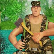 生存岛美国陆军特种兵训练