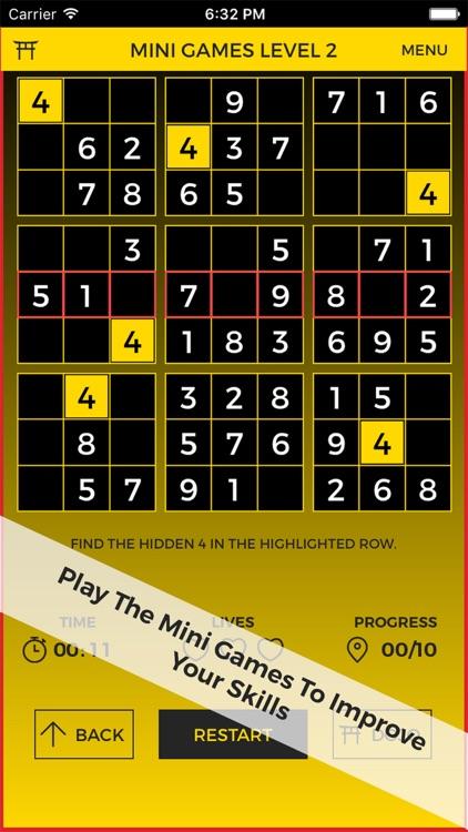 Sudoku Master screenshot-3