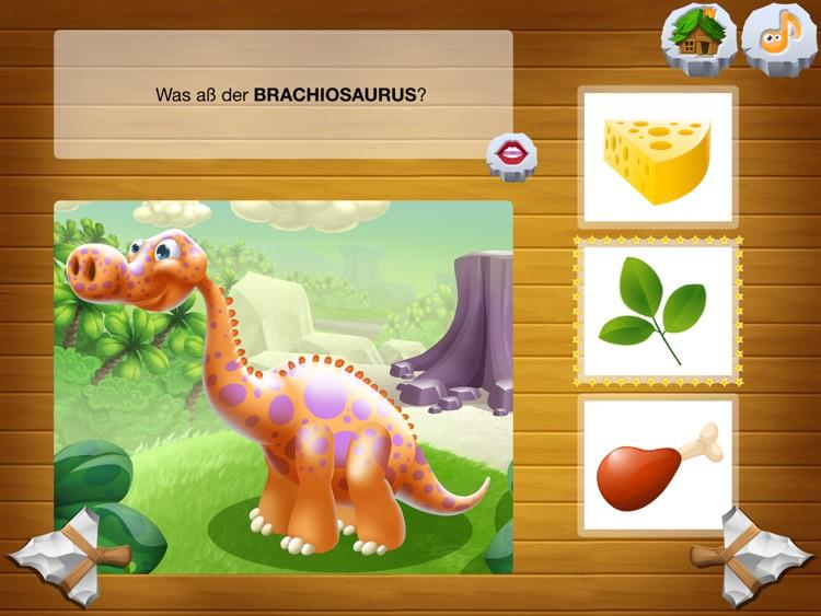 DinoClub. Welt der Dinosaurier HD screenshot-3
