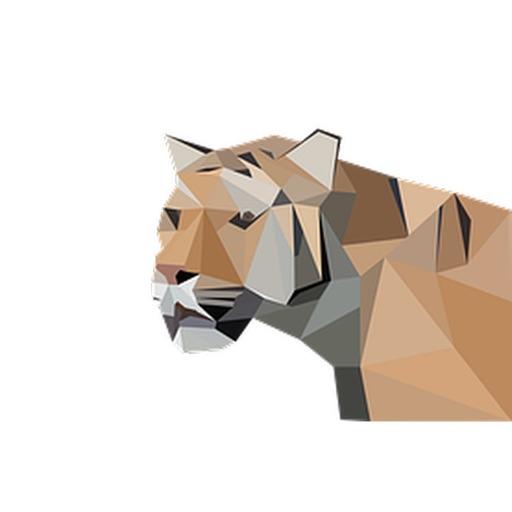 Tiger Zwei Sticker Pack