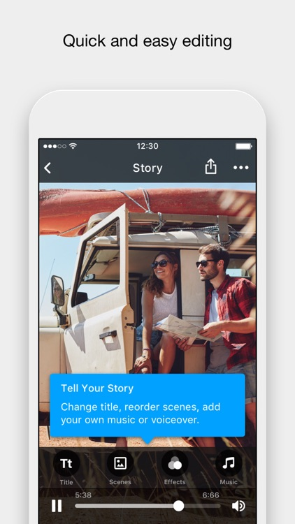 RealTimes: Video Maker screenshot-3