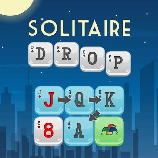 Solitaire Drop