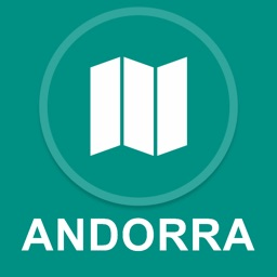 Andorra : Offline GPS Navigation