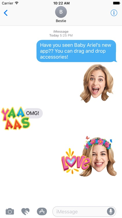 Arielmoji screenshot-1