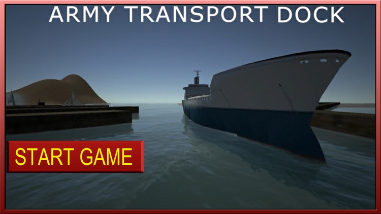 Army Ship Transport & Boat Parking Simulator Game screenshot-4