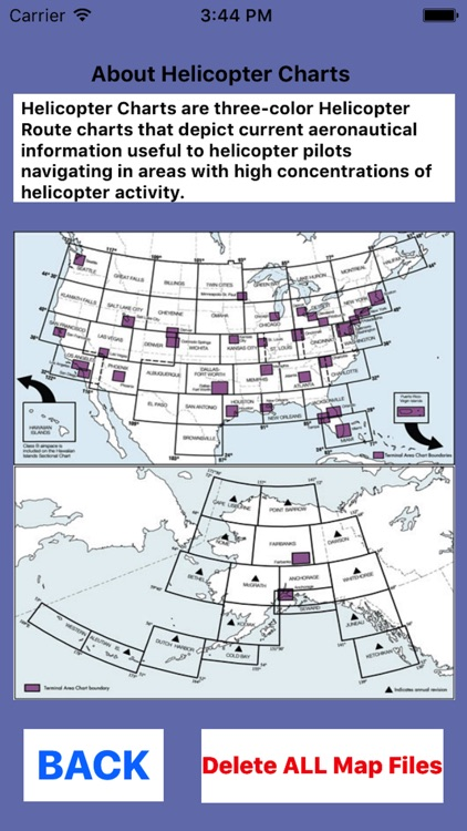 Helicopter Charts screenshot-4