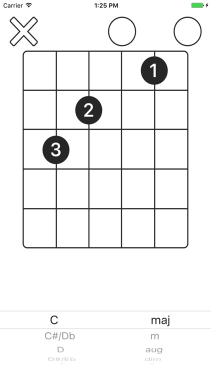 Chords screenshot-0