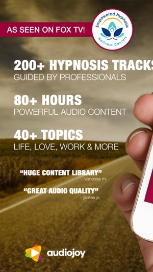 Empowered Hypnosis for Alcoholism & Addiction on the App Store