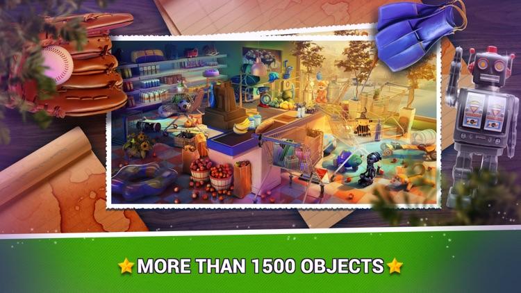 Hidden Object.s Supermarket – Seek and Find Game screenshot-4