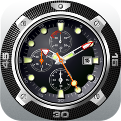Desktop Clock: Wallpaper Clock & Live Dock Icon + 4+