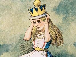 Alice's Adventures in Wonderland Stickers