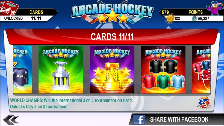 Arcade Hockey 18 screenshot-4