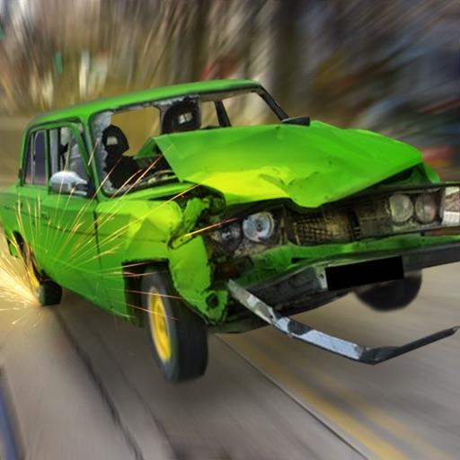 Car Crash Real Simulator 3D