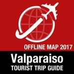 Valparaiso Tourist Guide + Offline Map