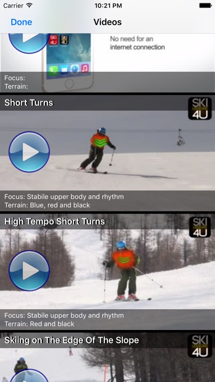 Ski Lessons 4U - Expert