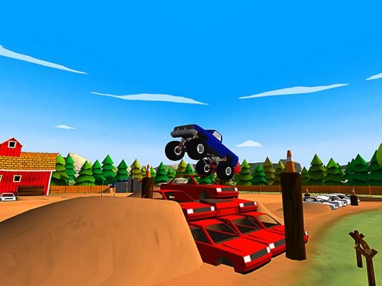 Игра Truck Trials 2: Farm House 4x4