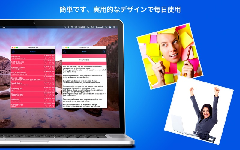 Fast Notes Pro screenshot1