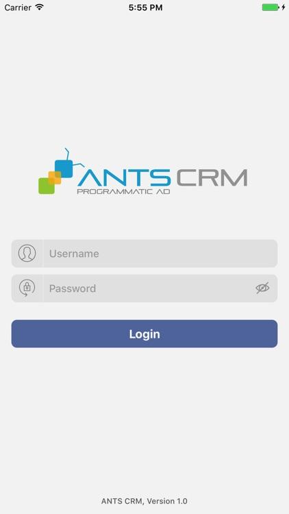 ANTS CRM