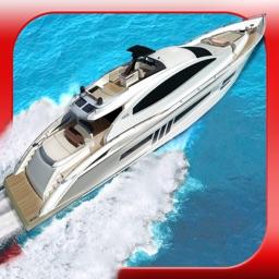 Park My Yacht - 3D Super Boat Parking Simulation