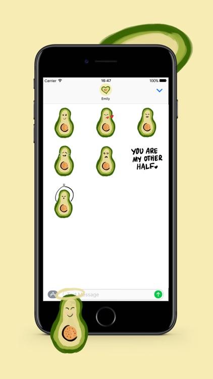 Mr Avocado screenshot-3