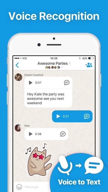 Video Calls, Chat & Instant Text Messenger App