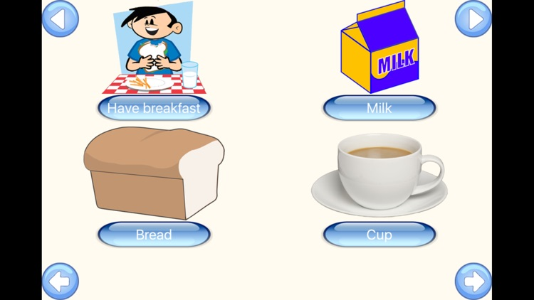 My First Words - Baby Learning English Flashcards screenshot-3