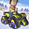 Top Free 3D Car / Bike Racing and Shooting Game / Games - ATV Snow Bike Rally : Atv Racing Game for kids artwork